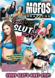 MOFOS: Real Slut Party 9 Porn Movie