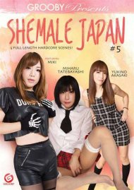 Shemale Japan #5 Porn Video