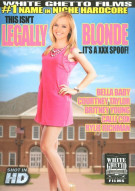 This Isn't Legally Blonde...It's A XXX Spoof! Porn Video