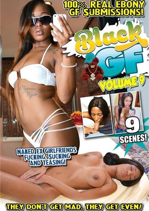 black gf porn