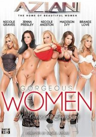 Gorgeous Women Up-Close and Personal Porn Movie