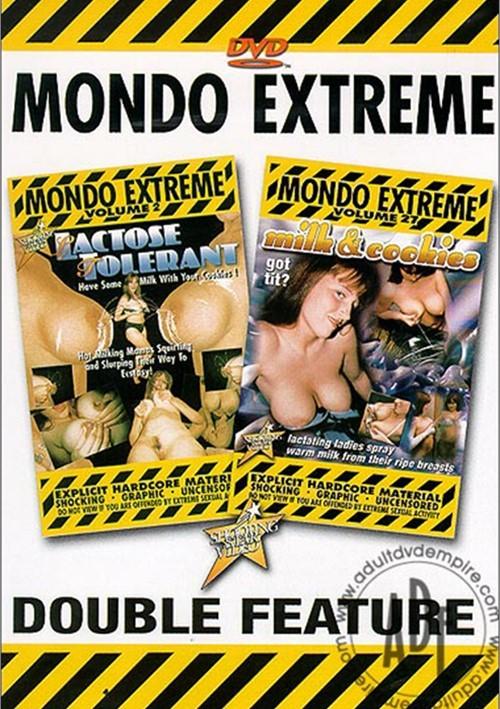 Mondo Extreme: Lactose Tolerant & Milk & Cookies