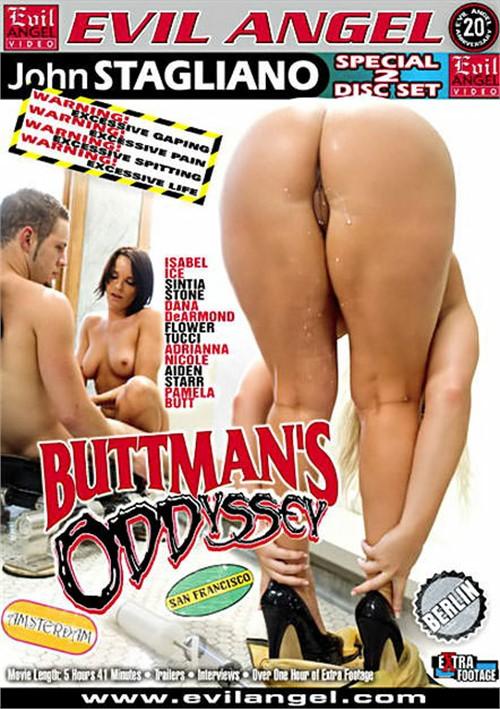 Resultado de imagem para Buttman's Oddyssey