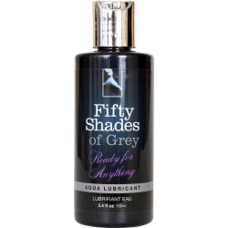Fifty Shades Of Grey Official Collection: Aqua Lubricant - 3.4oz Sex Toy