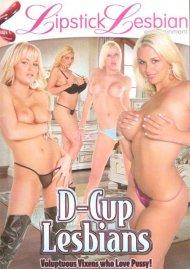 D-Cup Lesbians Porn Movie