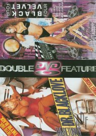 Return Of Dr. Blacklove/Black Velvet 4 Double Feature Porn Video