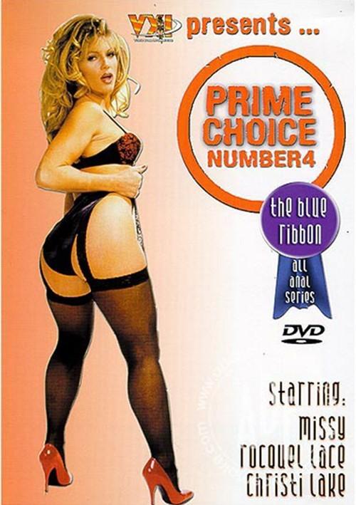 Prime Choice #4 1996 Anal All Sex