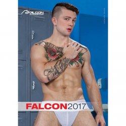 Falcon 2017 Calendar Sex Toy