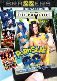 Brazzers Presents: The Parodies 7- Pornstar Go DVD porn movie from Brazzers.
