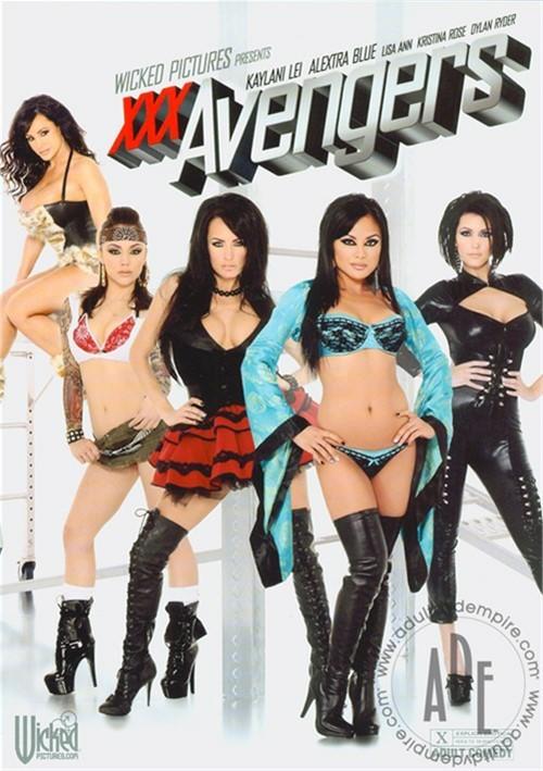 XXX Avengers