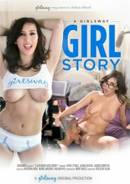 A Girlsway Girl Story DVD porn movie from Girlsway.