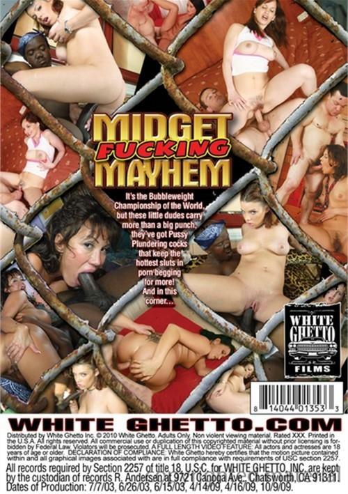 Black Midget Pimp 119