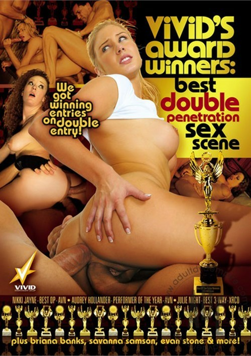 Vivids Award Winners: Best Double Penetration Sex Scene