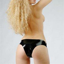 Fetisso Latex Ladies Brief Sex Toy