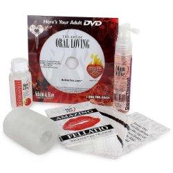 Better Blow Job Kit Sex Toy
