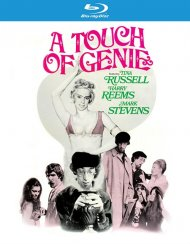 A Touch Of Genie Blu-ray porn movie from Vinegar Syndrome.