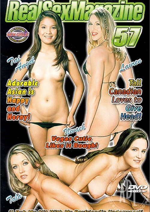 Real Sex Magazine 57