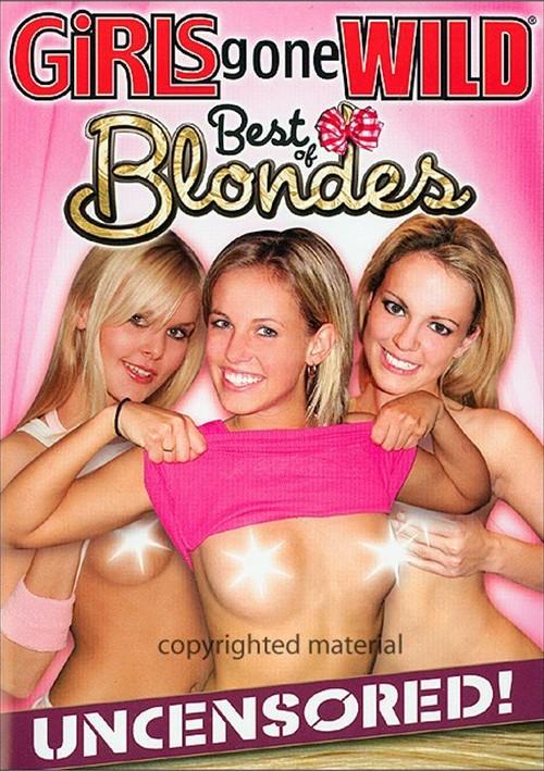Girls Gone Wild: Best Of Blondes Girls Gone Wild 2006 Softcore