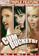 Cum Buckets! Vol. 1-3 Porn Movie