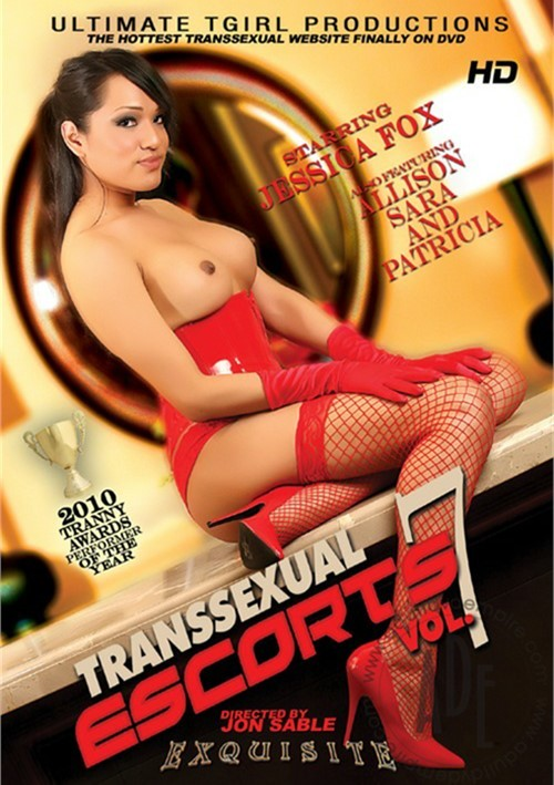 Transsexual Escorts 7- On Sale! Fetish Jessica Fox 2011
