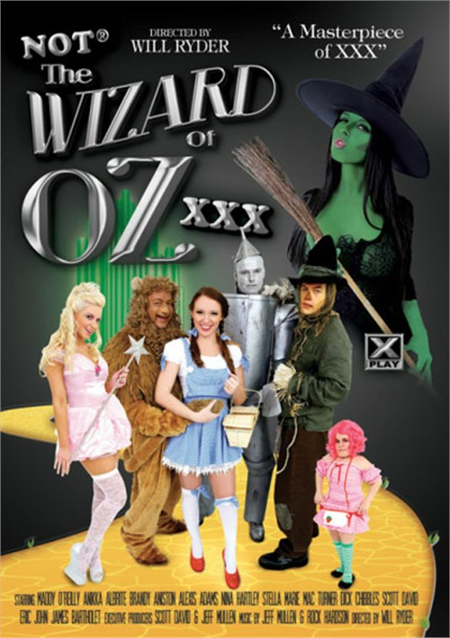 Not The Wizard Of Oz XXX image