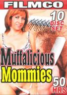 Muffalicious Mommies 10-Disc Set Porn Movie