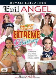 Hookup Hotshot: Extreme Dating HD Porn Video Image from Evil Angel.