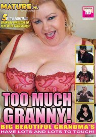 Too Much Granny Porn Video