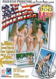 Sex Across America- Fifth Stop: Miami Porn Video