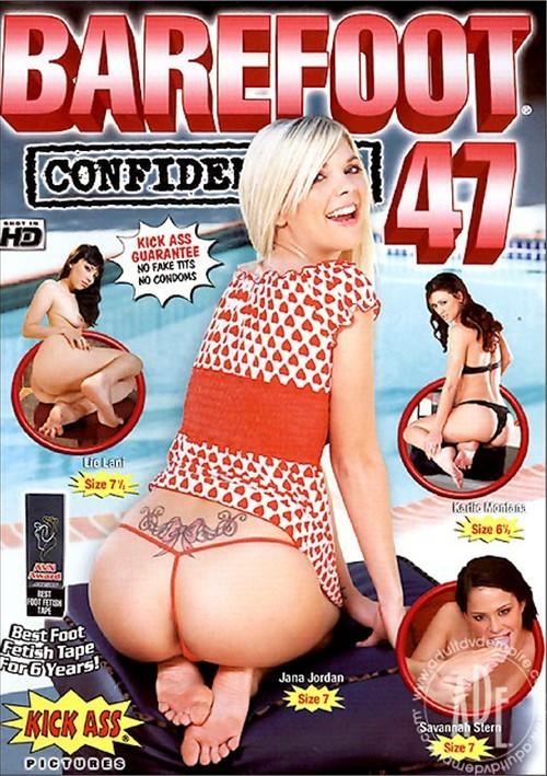 Barefoot Confidential 47- On Sale! Karlie Montana Kick Ass Fetish
