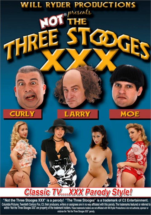 Not The Three Stooges XXX image