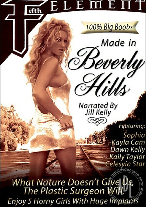 Made In Beverly Hills Celestia Star 5th Element Dawn Kelly