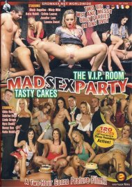 Mad Sex Party: The V.I.P. Room & Tasty Cakes Porn Video