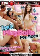 Evil Playgrounds - Teenie Play Dolls From Moscow Porn Video