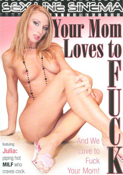 Your Mom Loves To Fuck- On Sale! MILF Joe Monti Natalia Wood