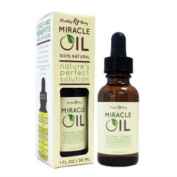 Earthly Body Hemp Miracle Oil - 1oz Sex Toy