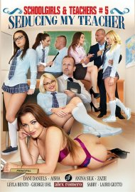 Schoolgirls & Teachers #5: Seducing My Teacher Porn Video