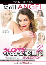 Sloppy Massage Sluts 2: Anal Edition Porn Movie