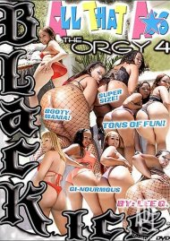 All That Ass: The Orgy 4 Porn Movie