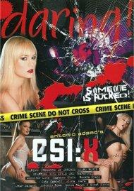 CSI: X Porn Movie