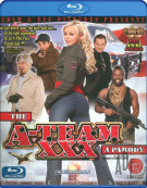 A-Team, The: A XXX Parody Blu-ray