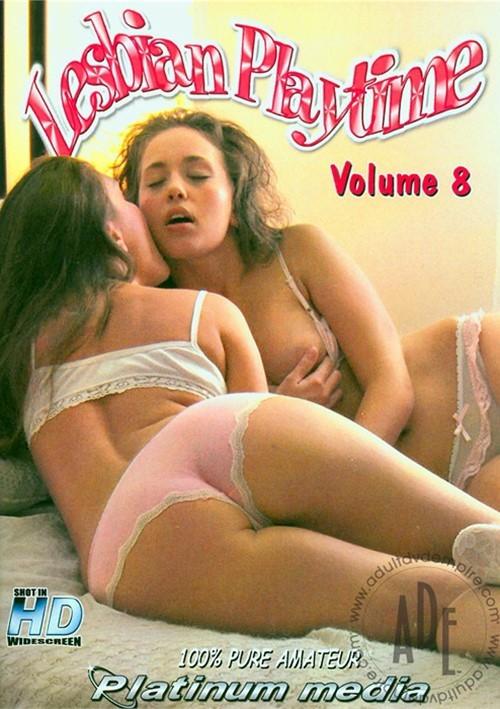 Lesbian Playtime Vol. 8 Platinum Media Rosalyn Jessie (V)
