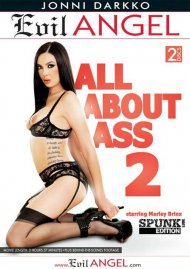 All About Ass 2 DVD Image from Evil Angel.