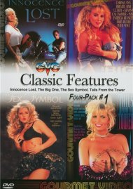 Classic Features #1 (4 Pack) Porn Movie