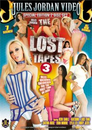 Jules Jordan: The Lost Tapes 3 Porn Video