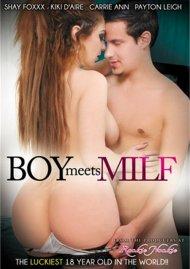 Boy Meets MILF Porn Movie