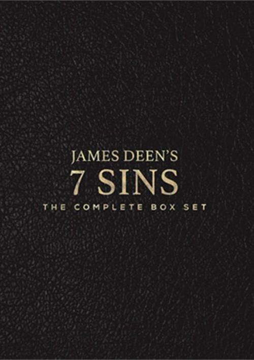 James Deen's 7 Sins: The Complete Boxed Set Rilynn Rae Harper Hughes Chanel Preston