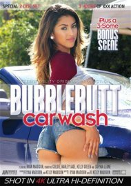 Bubble Butt Car Wash Porn Movie