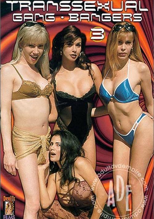 Too skinny transexual gang bangers
