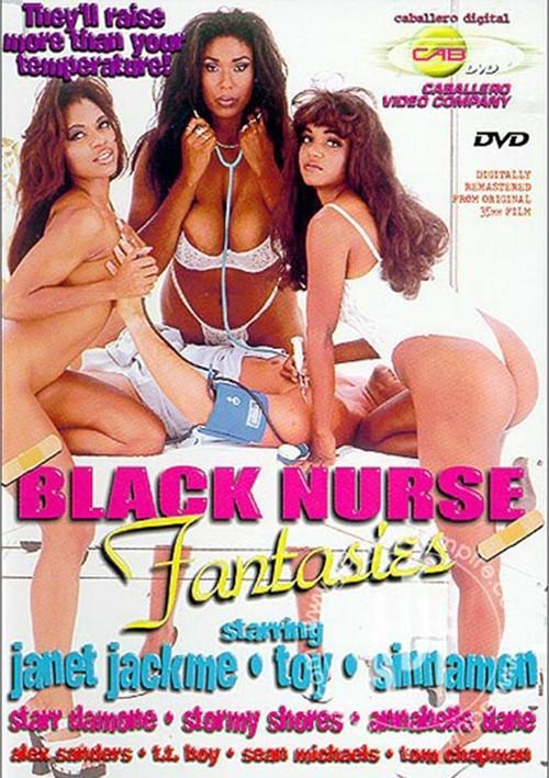 black nurse fantasies